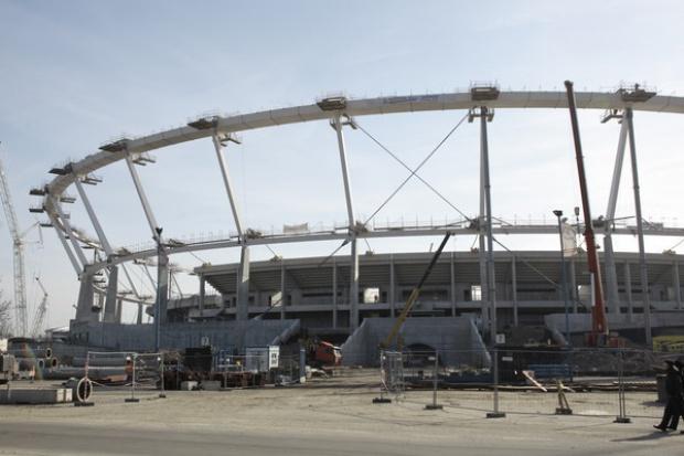 Przetarg na roboty wykończeniowe i instalacyjne na Stadionie Śląskim