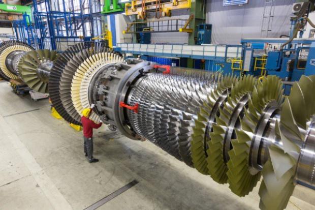 Pomyślne testy turbiny dla płockiej elektrociepłowni