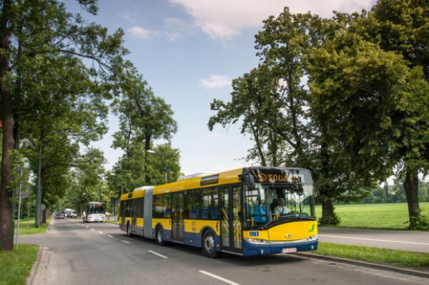 Solaris dla MZK Bydgoszcz