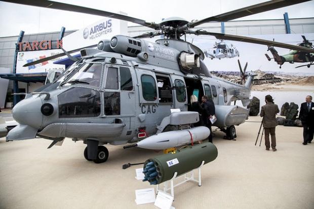 MON: wybór śmigłowca Airbus to także szansa dla przemysłu