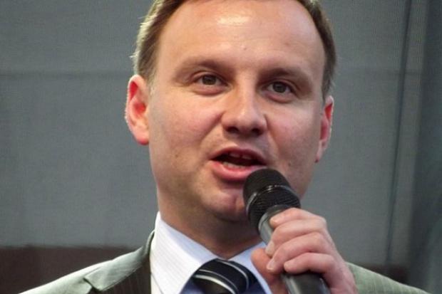 Prezydent elekt Andrzej Duda: tak dla rozwoju polskiego górnictwa