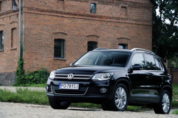 Volkswagen Tiguan z nowym wyposażeniem