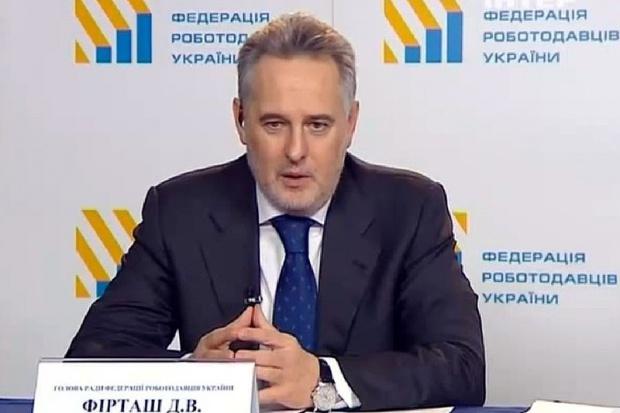 Ukraiński oligarcha zamyka chemiczne zakłady pod presją władz
