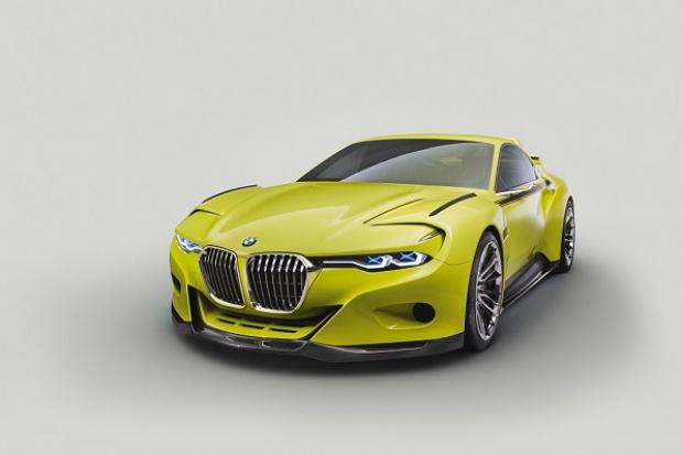 Stylistyczne nawiązanie do słynnych coupe BMW