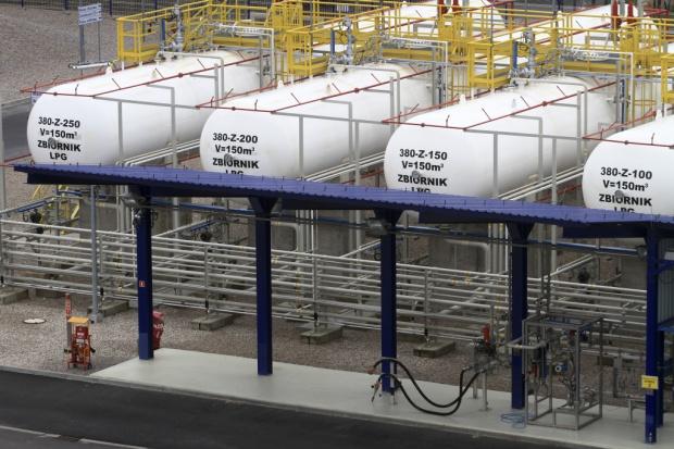 Lotos chwali ropę z PGNiG