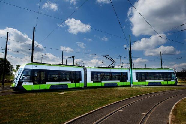 Tramino Olsztyn testowany w Poznaniu