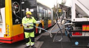 Gazprom buduje stację LNG w Warszawie