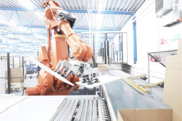 ABB rozpoczyna produkcję robotów w Stanach Zjednoczonych