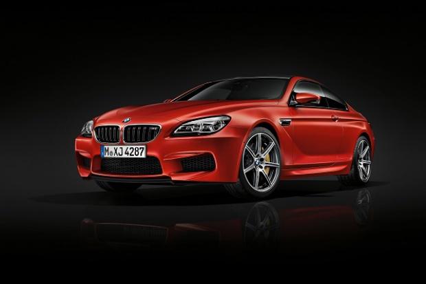 Nowy pakiet Competition dla BMW M6