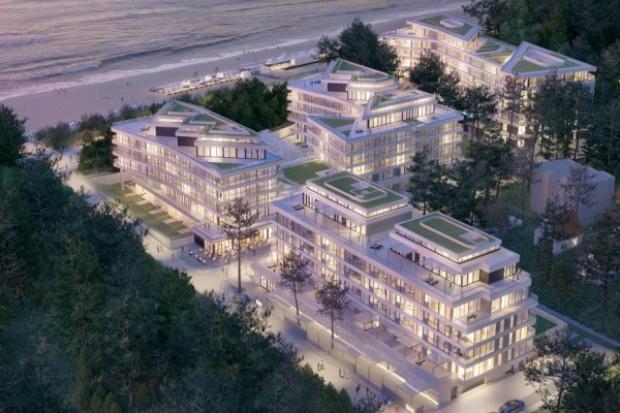 Budimex wybuduje mieszkania tuż nad Bałtykiem