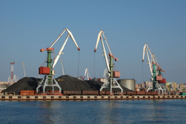 Mniejsze obroty portów i kolei krajów nadbałtyckich