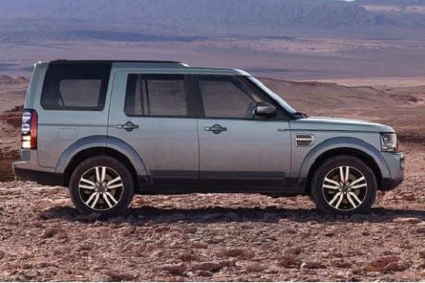 Drobna wpadka Land Rovera