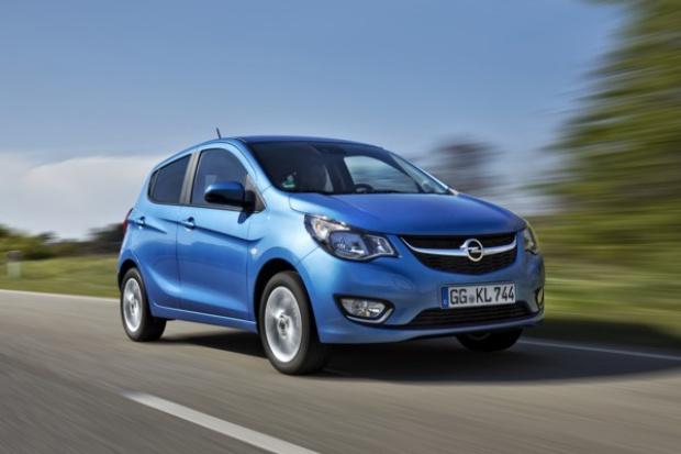 Opel: nadszedł czas KARL'a