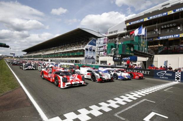 Porsche: magia Le Mans już działa