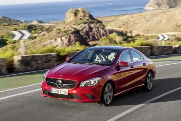 Mercedes-Benz wysoko w segmencie aut premium