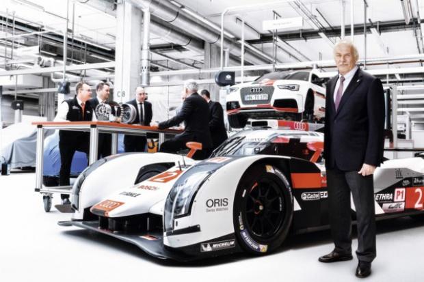 Le Mans dla Audi: jak święto