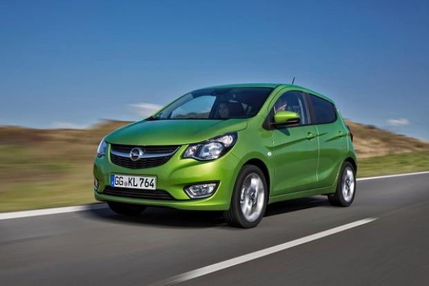 Za ile najmniejszy Opel?