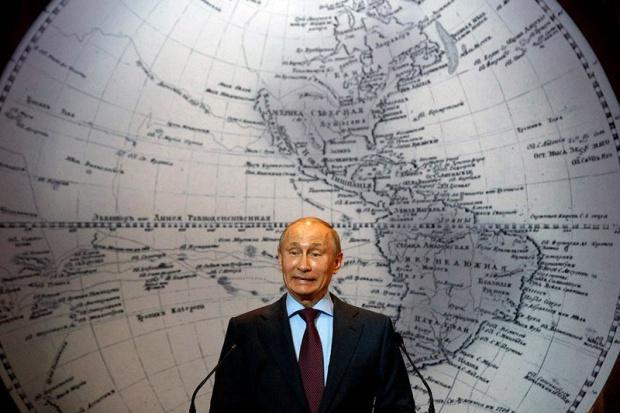 Putin: nikomu nie uda się przerobić Rosji na swój ład