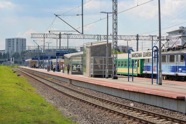 Rusza rozbudowa stacji Warszawa Gdańska