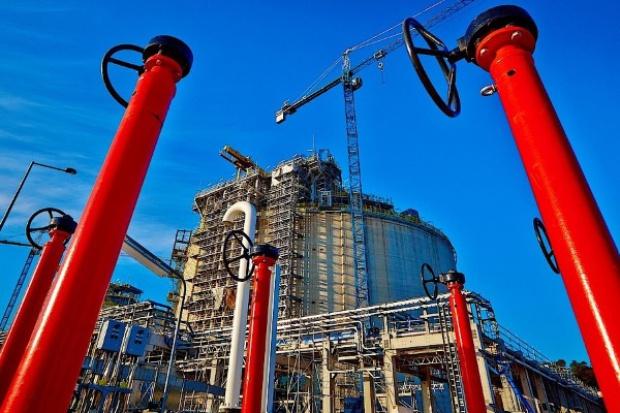 Karpiński: terminal LNG będzie gotowy w 2015 r.