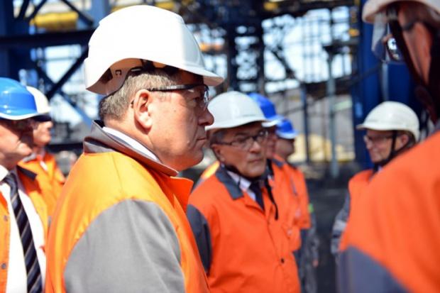 Piechociński: trzeba zwiększyć w Polsce produkcję stali