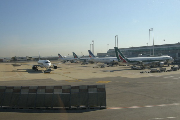 Wciąż utrudnienia na rzymskim lotnisku Fiumicino