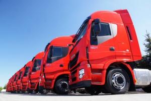 Duża dostawa IVECO dla firmy Lipiński