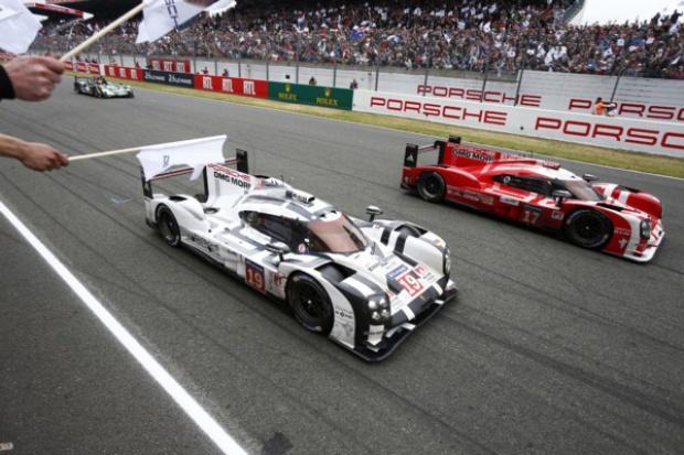 Podwójna korona Porsche w LeMans