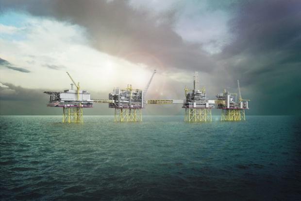 Vistal w największym projekcie na norweskim szelfie
