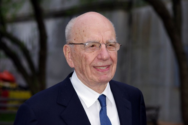 Rupert Murdoch przekazuje stery grupy Fox synom