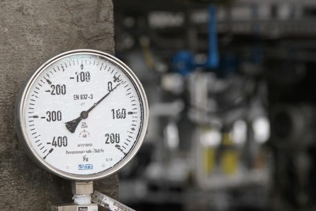 Ukraina bardzo powoli uzupełnia zapasy gazu