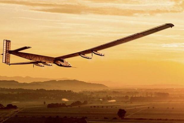 Airbus prezentuje samolot z napędem elektrycznym