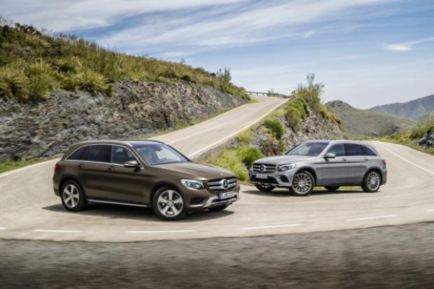 Średni SUV Mercedesa to teraz GLC