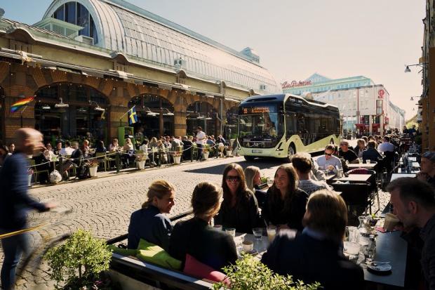 Elektryczne autobusy: trend konieczny