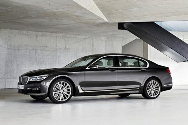 """""""Siódemka"""" BMW na nowe czasy"""