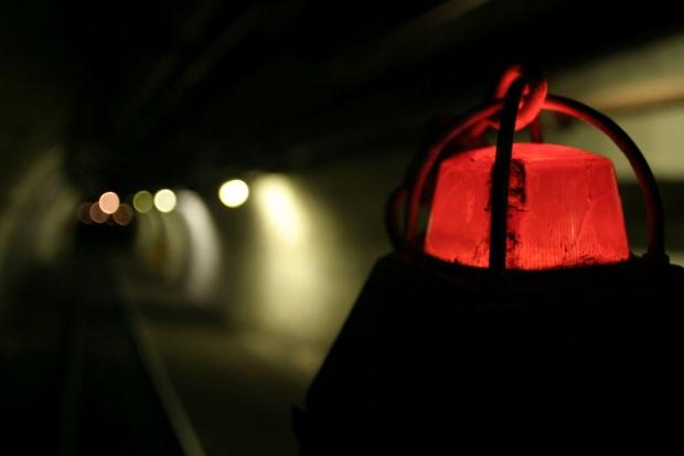 Ciała ofiar wypadku w kopalni Wujek - na powierzchni