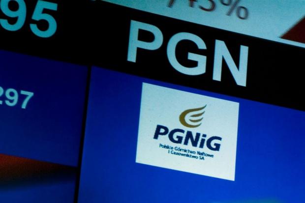 Rekordowe notowania PGNiG cieszą inwestorów