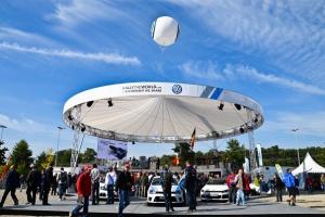 Volkswagen zaangażowany w 72. Rajd Polski