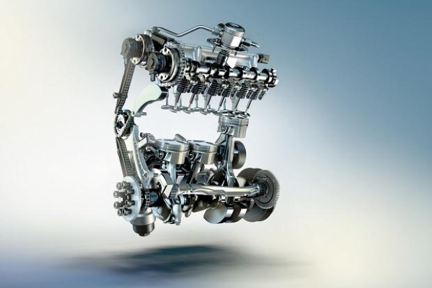 Trzy cylindry w BMW 1