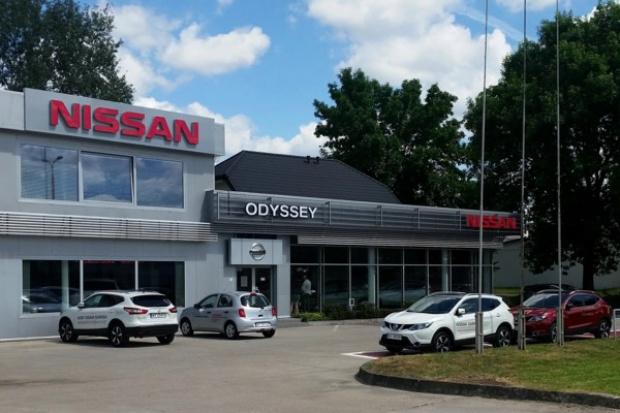 Nowy obiekt w polskiej sieci Nissana