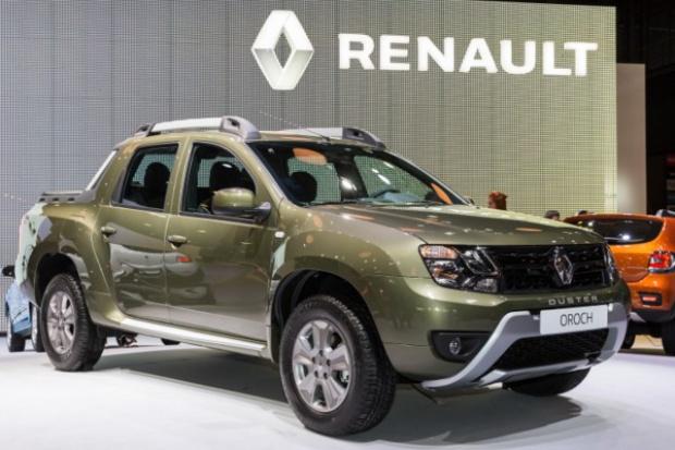 Sport Utility Pick-Up: nowy segment wg Renault