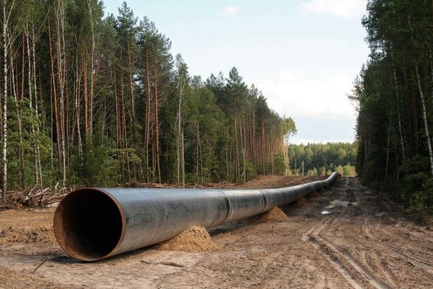 Gazprom o planach i swojej sytuacji gazowej