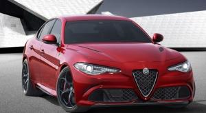 Alfa Romeo Giulia Quadrifioglio na urodziny marki