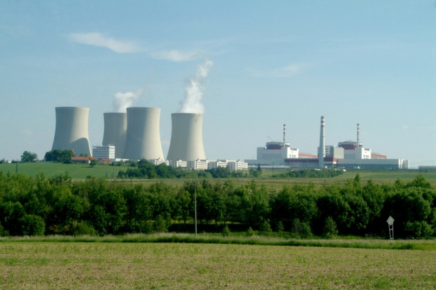 Koreańczycy chcą budować bloki jądrowe w Czechach