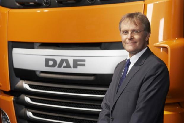 Zmiany w dyrekcji DAF N.V.