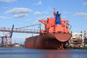 Statki z Kędzierzyna-Koźla pływają po morzach świata