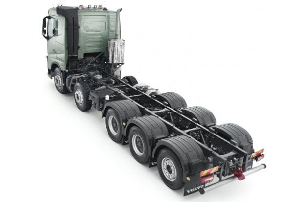 Volvo Trucks: pięć nowych rozwiązań dla budowlanki