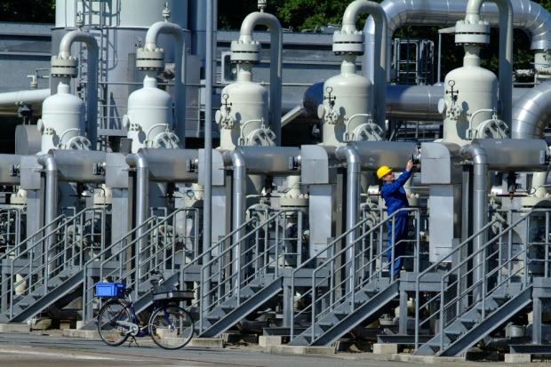 Europa zapełnia magazyny gazu