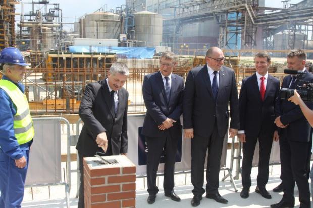 W Tarnowie ruszyła kluczowa dla Grupy Azoty inwestycja