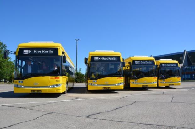 Z Bolechowa do Berlina: e-autobusy Solarisa